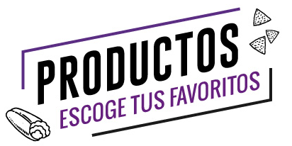 Productos Taco Bell